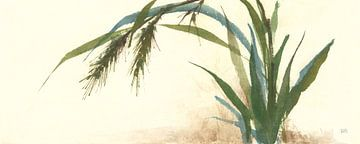 Horizontal Grass II, Chris Paschke von Wild Apple