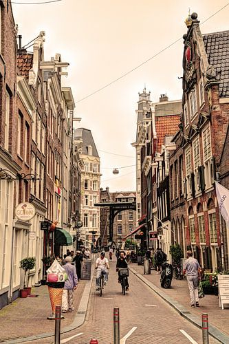 Zuiderkerk Binnenstad van Amsterdam Nederland Oud