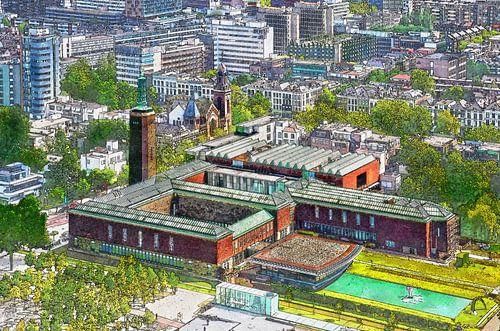 Rotterdam: Museum Boijmans van boven