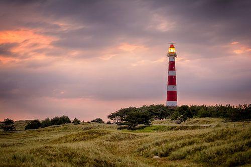 Ameland Sunrise van Jan Hoekstra
