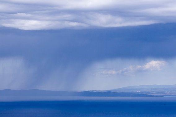 Regenwolk