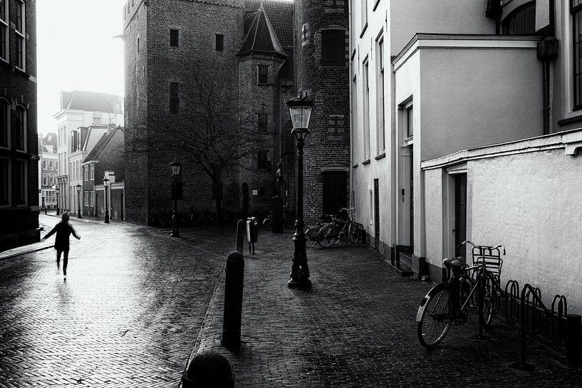 Achter de Dom - Utrecht van Thomas van Galen