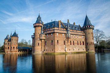 Burg das Haar von Ed van der Hilst