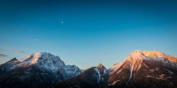 Berchtesgadense Alpen van Martin Wasilewski