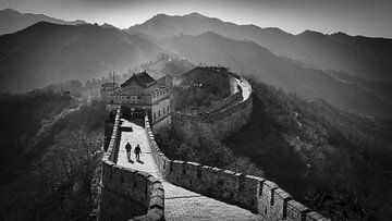 La Grande Muraille de Chine sur Denis Feiner