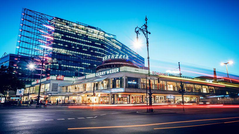 Berlin – City West / Neues Kranzler Eck van Alexander Voss