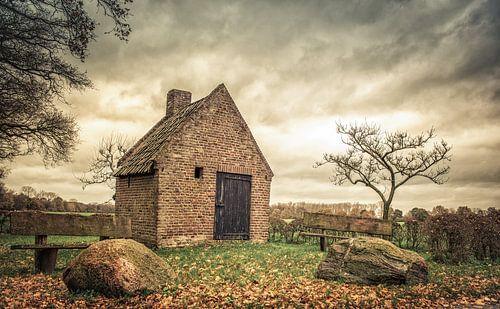 Dutch landscape van