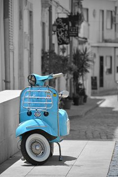 Vespa in Italien von Kelvin Middelink
