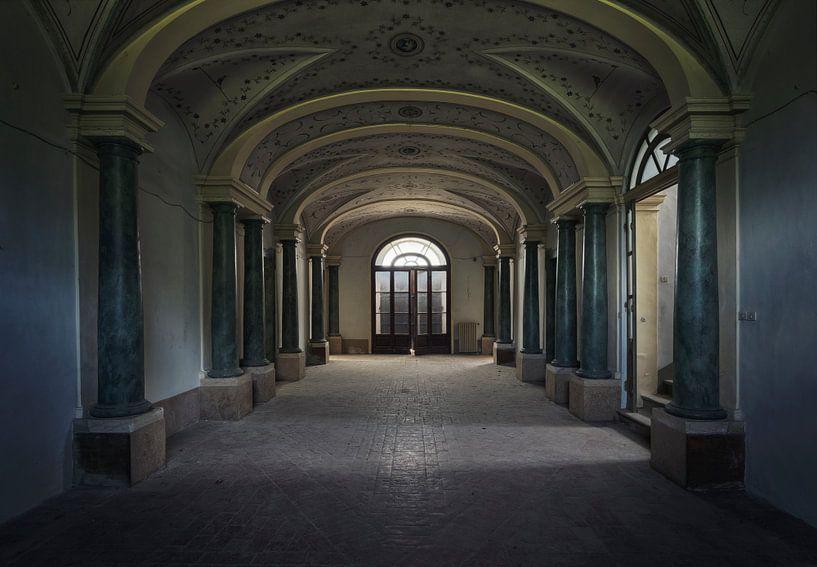 the hall von Dieter Herreman