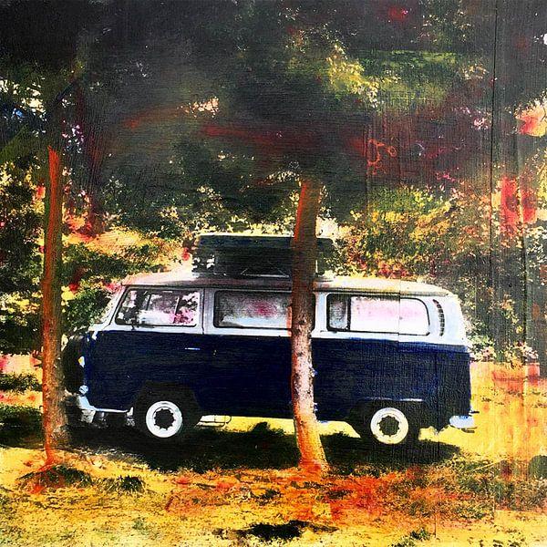 Camper van Studio Blomm