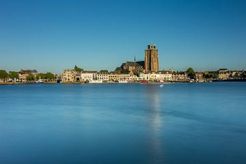 Skyline Dordrecht van Peter Verheijen
