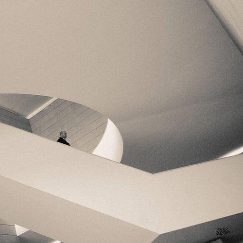 Valencia museum van