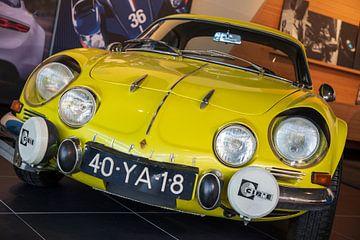 Renault Alpine A110. 1300vc. 1976 van Ton Tolboom