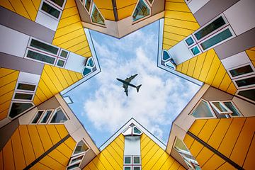 kubuswoningen Rotterdam van Arjen Hoftijzer