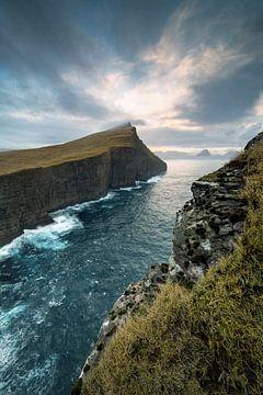 Färöer Inseln Trælanípan von Stefan Schäfer