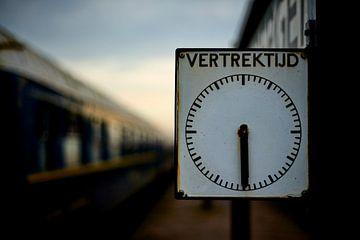 Abfahrtszeit von Jenco van Zalk
