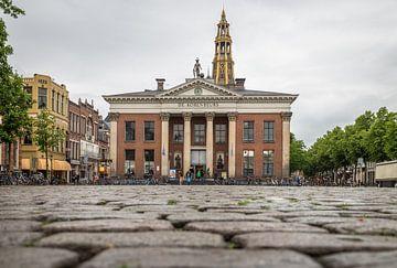 De Korenbeurs in Groningen. van Claudio Duarte