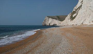 Cliff South England van