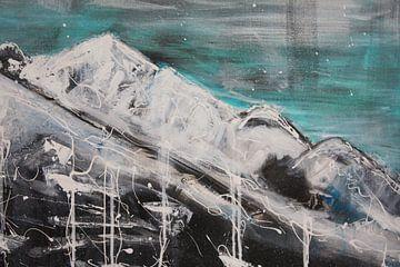 Colorado Berge von Kathleen Artist Fine Art