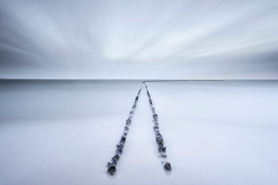 Zeewering bij Hindeloopen