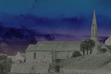Landévennec Bretagne van lieve velle