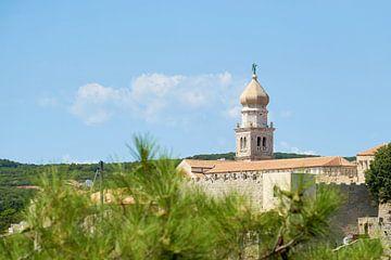 Église de St. Quirin dans la vieille ville de Krk
