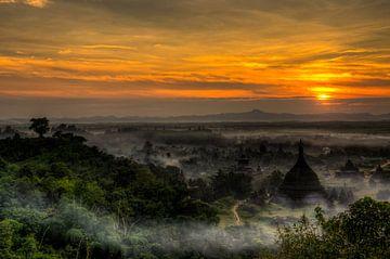 Myanmar-Tempel von Edzo Boven