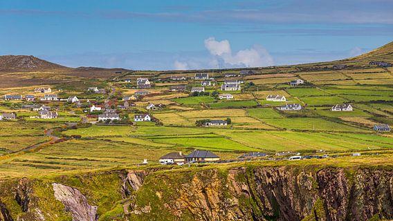 Het schiereiland Dingle in Ierland