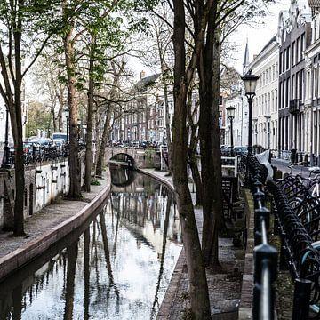 Utrecht 10 (#2) Nieuwe gracht van John Ouwens