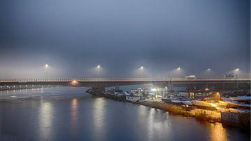 Zeeburger Brücke von Henk Schmitz