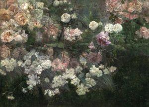 Maria Oakey Dewing~Garten im Mai
