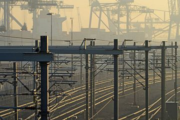 Rotterdam port van Remco Swiers