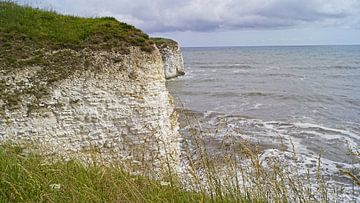 Flamborough Cliffs van Babetts Bildergalerie