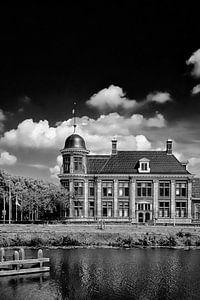 Architectuur in Utrecht: De Rijksmunt op de hoek Leidseweg, Muntkade