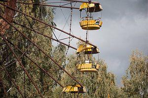 Het reuzenrad van Pripyat