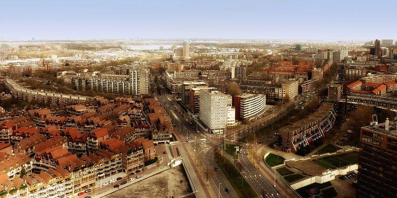 Rotterdam - uitzicht van Yvonne Blokland