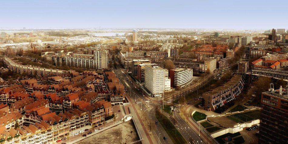 Rotterdam - uitzicht