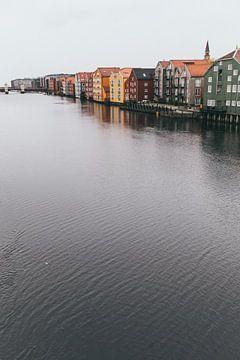 Trondheim centrum van Jessie Jansen