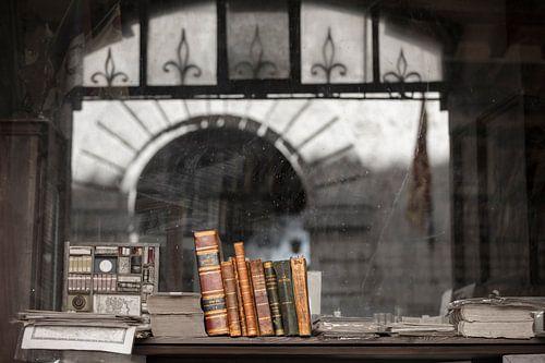 Bücherregal von