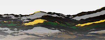 Schöne Berge 9 von Angel Estevez