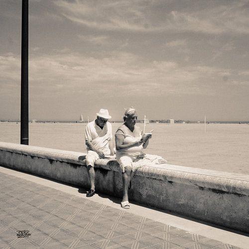Valencia strand van