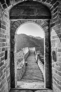 Die große Mauer von Denis Feiner