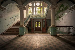 Verlaten / Abandoned van Harm Rhebergen