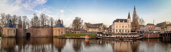 Breda - Panorama Spanjaardsgat