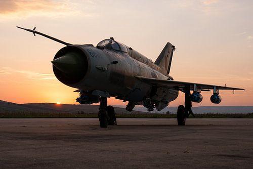 Roemeense Luchtmacht MiG-21 LanceR A van