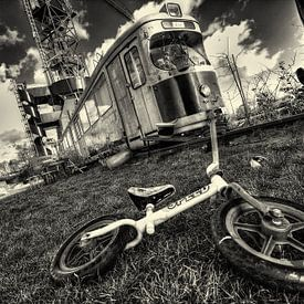 Lost Bike van Marijn Bouwhuis