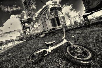 Lost Bike sur Marijn Bouwhuis