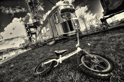 Lost Bike van