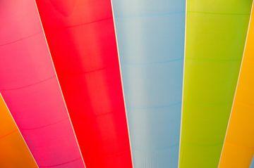 montgolfière sur Marc van Gessel