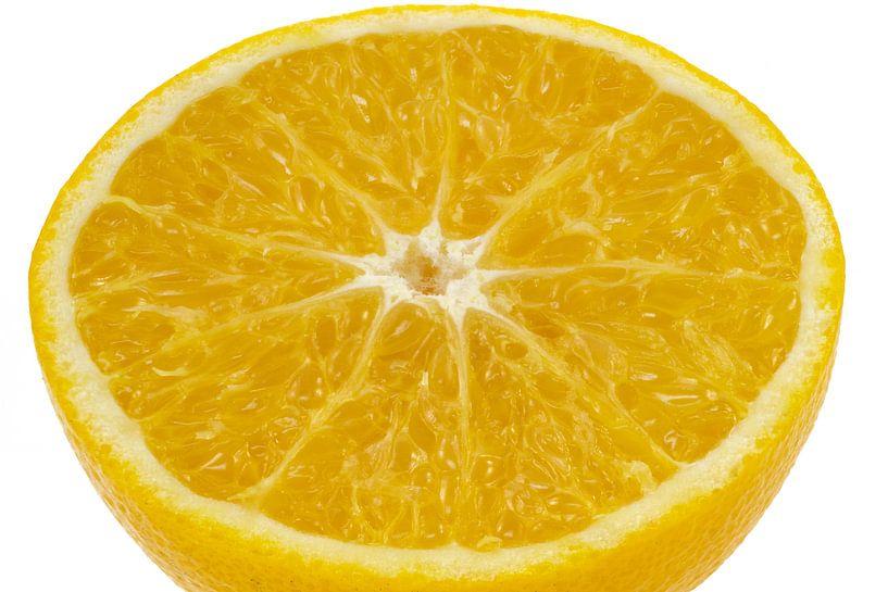 Sinaasappel/Orange van Tanja van Beuningen